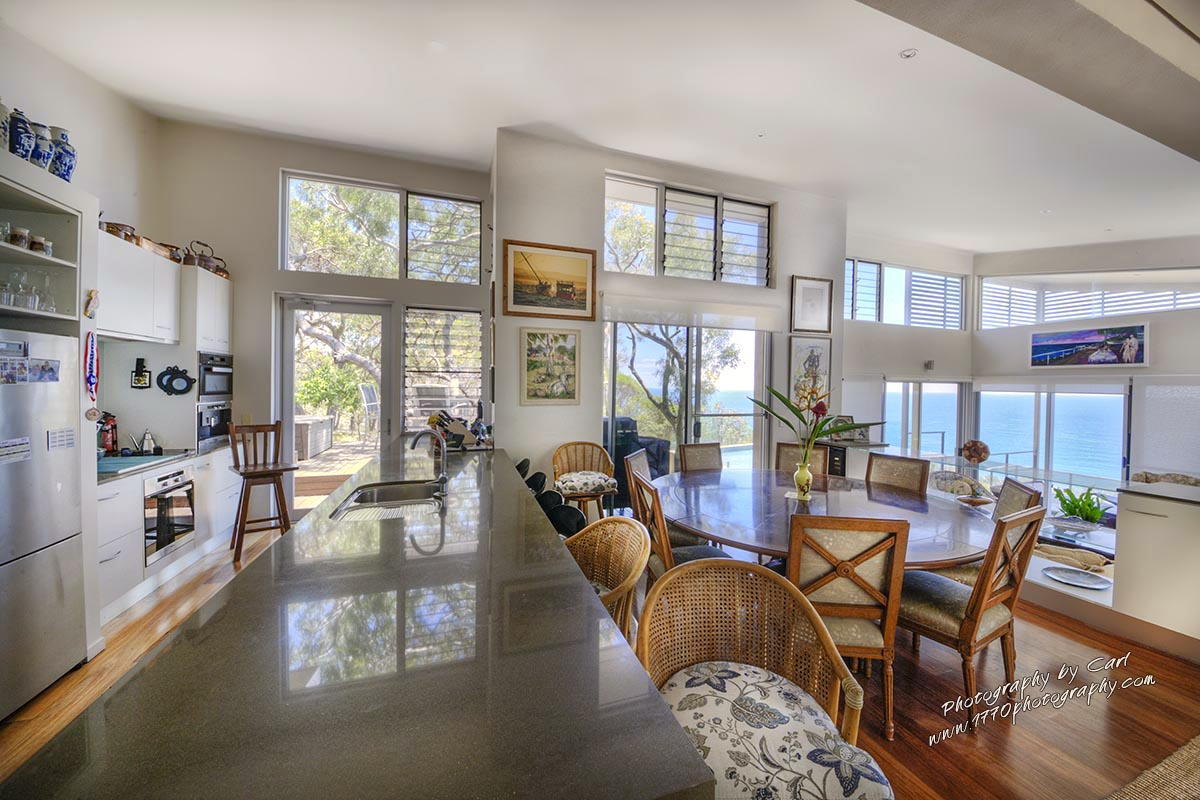 A luxury home located in Agnes Water